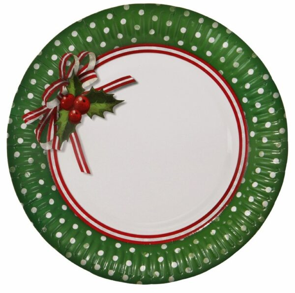 Platos Navidad (8)