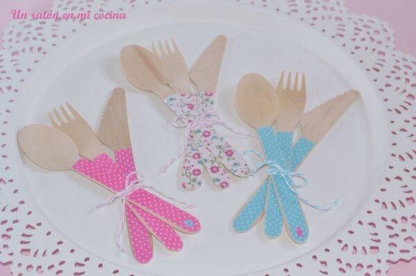 Cuchillos de madera (12)