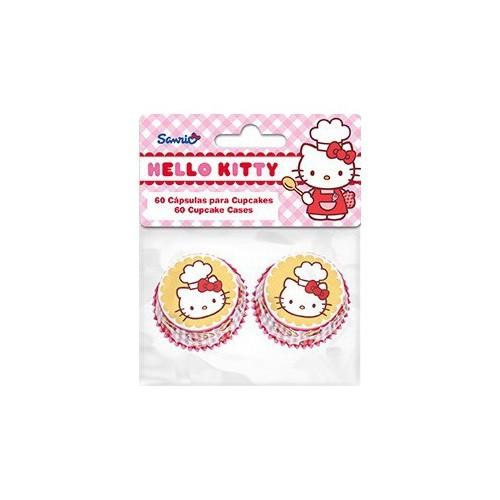 Mini capsulas Hello Kitty (60)