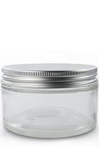 Bote de plástico con tapa para chuches