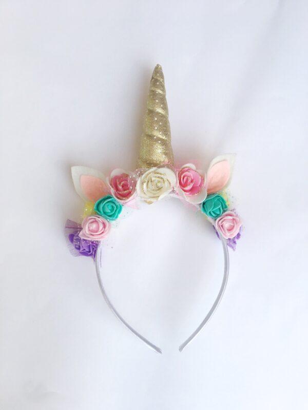 Diadema unicornio 2