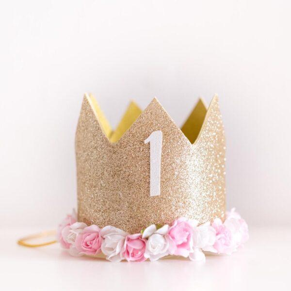 Corona cumpleaños 7