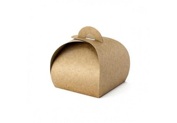 Caja kraft regalo