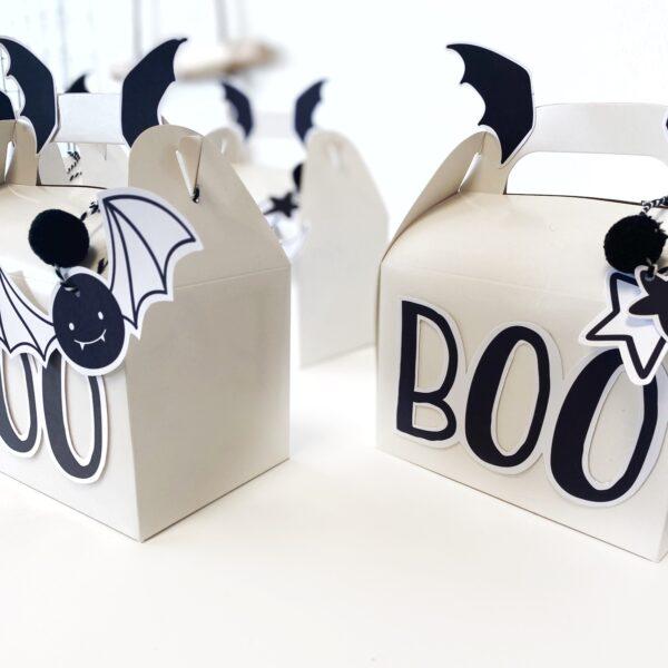 Foto alternativa 4 - Cajita sorpresa BW Halloween