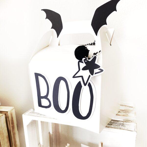 Foto principal - Cajita sorpresa BW Halloween