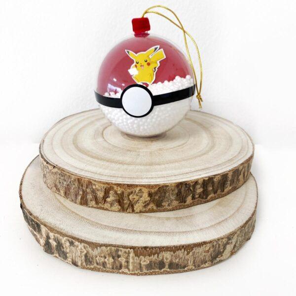 Bola de Navidad Pokemon Go!