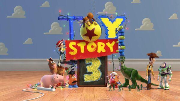 Kit de fiesta Toy Story montado