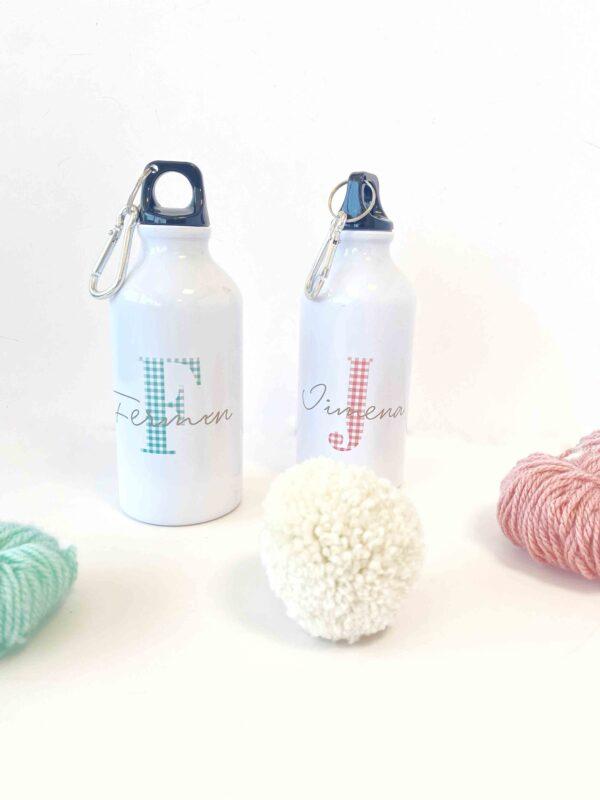 Botella para agua personalizada