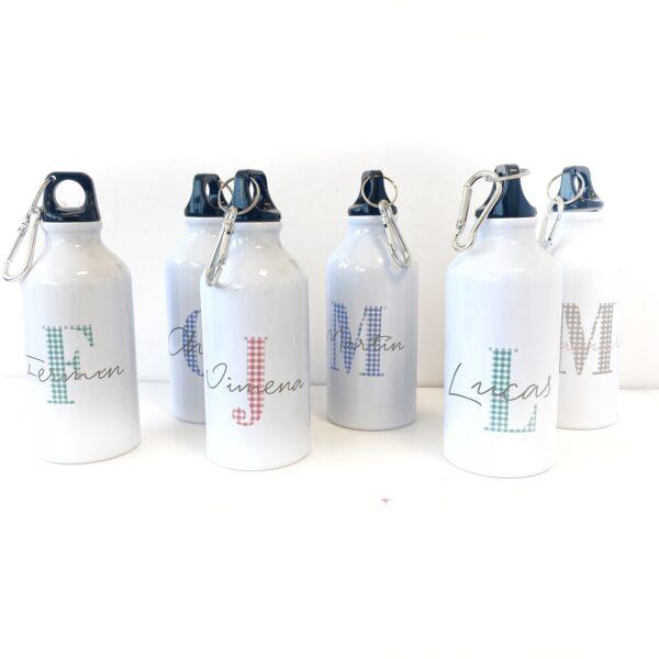 botellas personalizadas niño