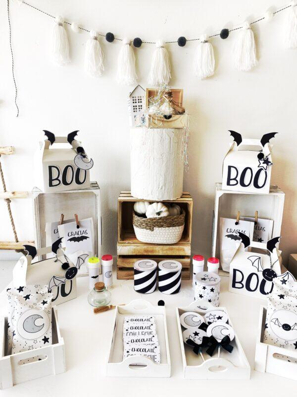 Foto principal - Party Box Halloween Black & White